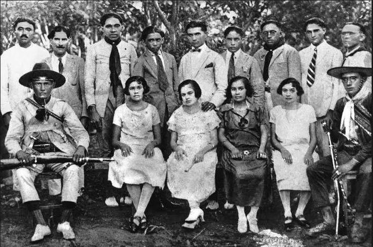 Família Ferreira em Juazeiro do Norte- CE. Foto de 1926.