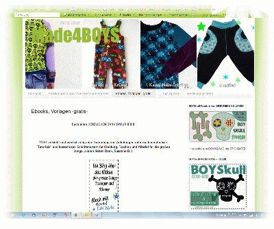 Für Söhne und Kerle: Tutorials/Freebies