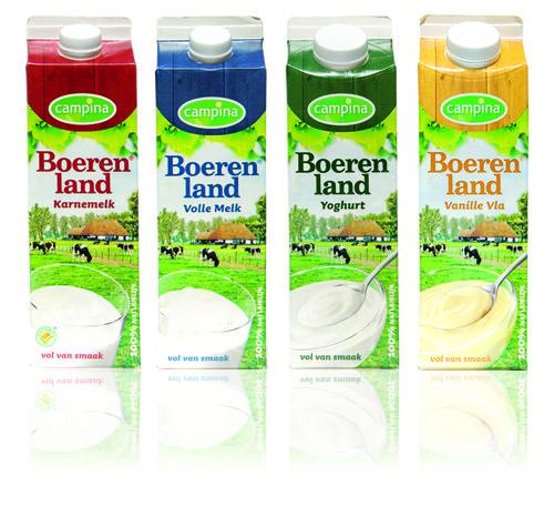 Hollandse melkverpakking #Holland #Milk #Cow #Packaging