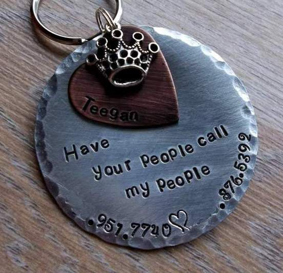 Have your people call my people LARGE 2 Pet by FetchAPassionTags