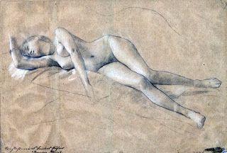 Oeuvres inspirée: Klimt Dessins