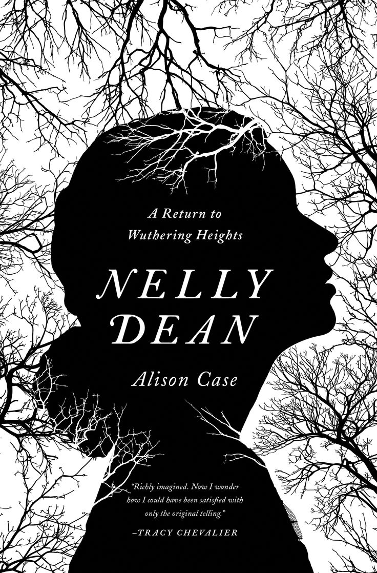 Nelly Dean cover design by Emily Weigel (Pegasus / 2016)