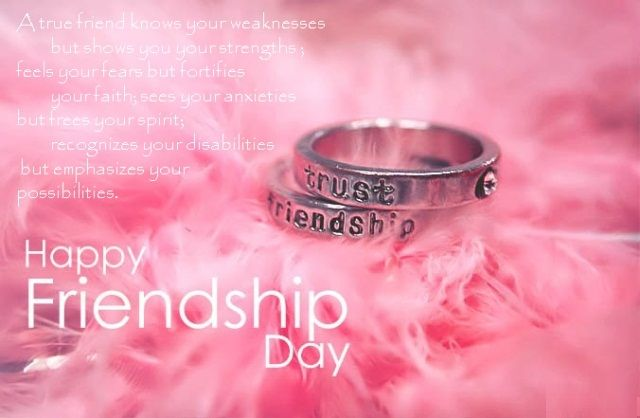 Lovely Happy Friendship Day 2017 Sayings