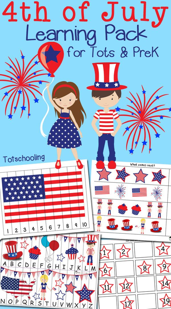 4th of july educational video