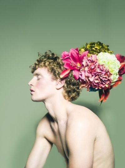 flower head peace.