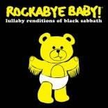 Rockabye Baby - Lullaby Renditions of Black Sabbath - Bibs and Binkies