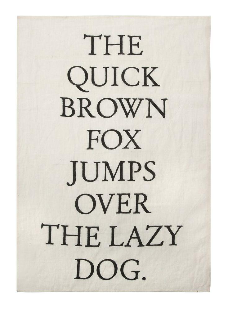 Revival Tea Towel design by Sir/Madam