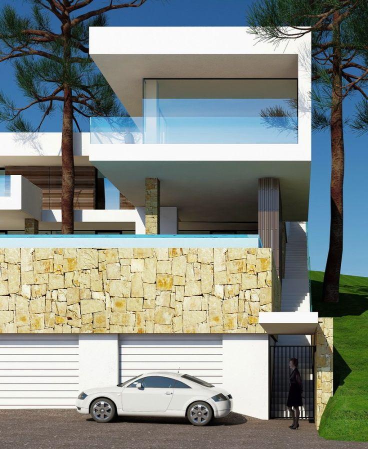 111 1108 best VRenderings Modern Homes images