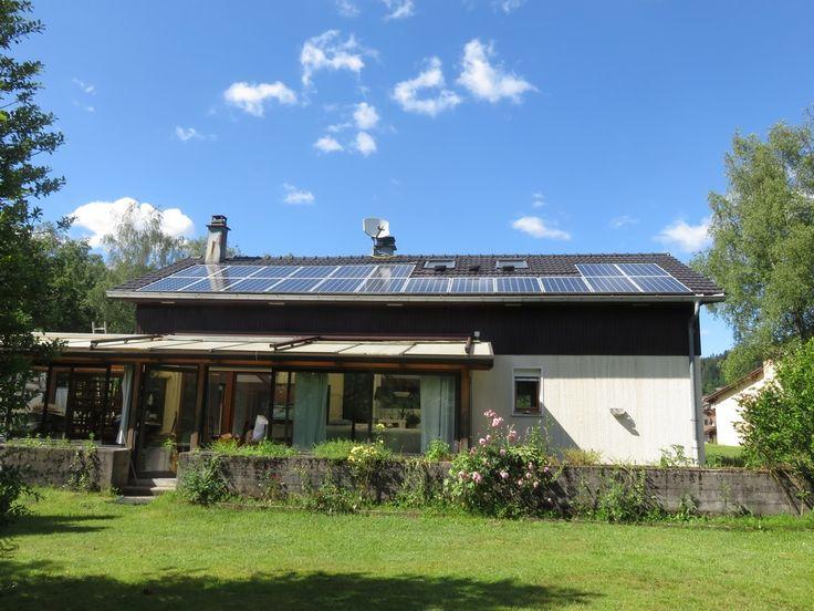 Dépannage Fuite sur installation photovoltaïque, 88 Vosges-Actualités de l'entreprise d'électricité générale Adam & Nicolas dans les Vosges