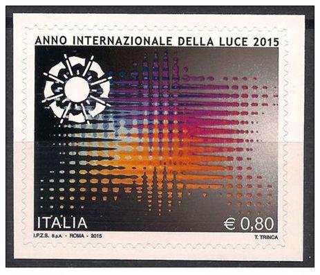 Sello Italia. AIL 2015 IYL2015