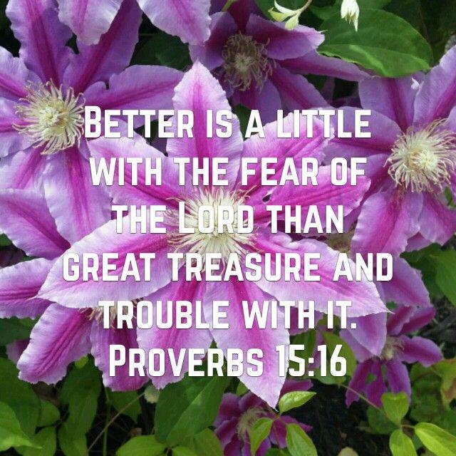 Proverbs Verses On Pinterest