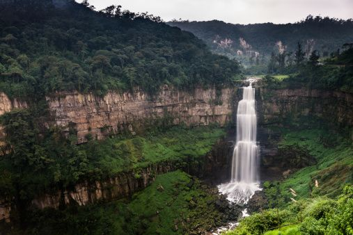 Caida Tequendama - Colombia