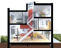 17 beste idee n over split level woning op pinterest split level verbouwen split binnenkomst - Lay outs binnenkomst in het huis ...