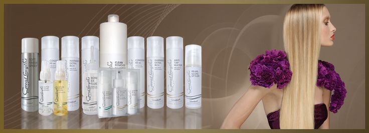 Great Lengths Hair Extensions  products