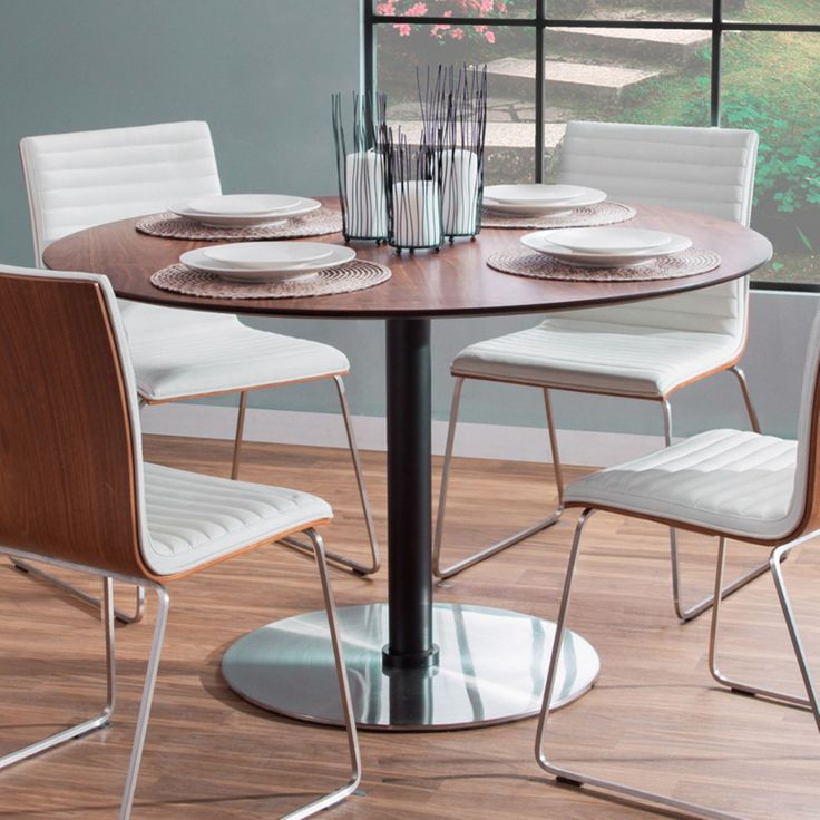 Lumisource Dillon Round Dining Table In 2019 Products