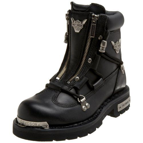 Harley-Davidson Womens Brake Light Boot-Would love to find these!  My kind of riding boot!