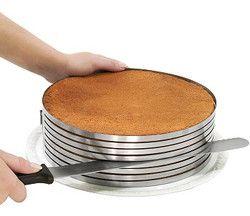 Dobos (Torte) Cake Layer Slicing Kit