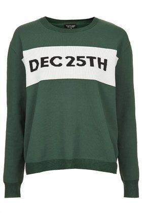 December 25th Sweater