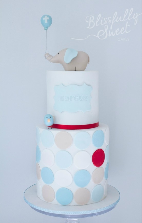 Cake by Blissfully Sweet