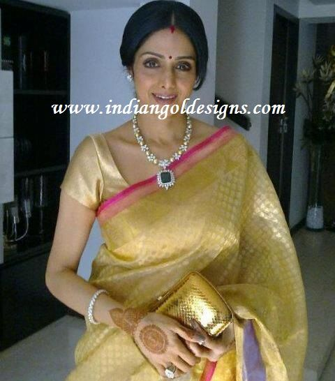 Gold and Diamond jewellery designs