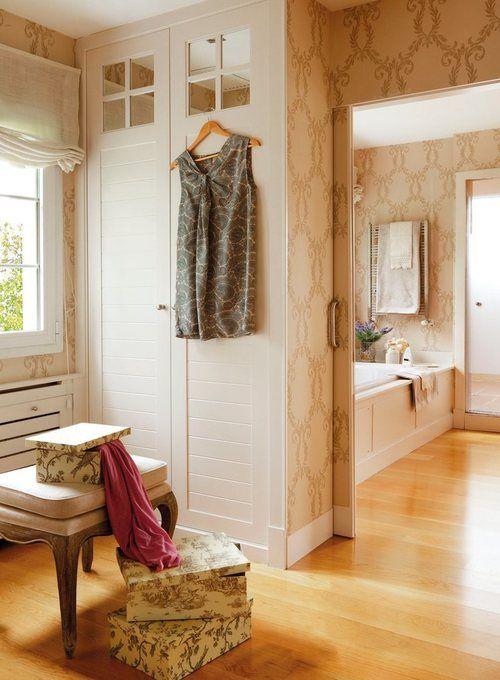 Dressing room bathroom combination m y f u t u r e h for Bathroom and dressing room ideas