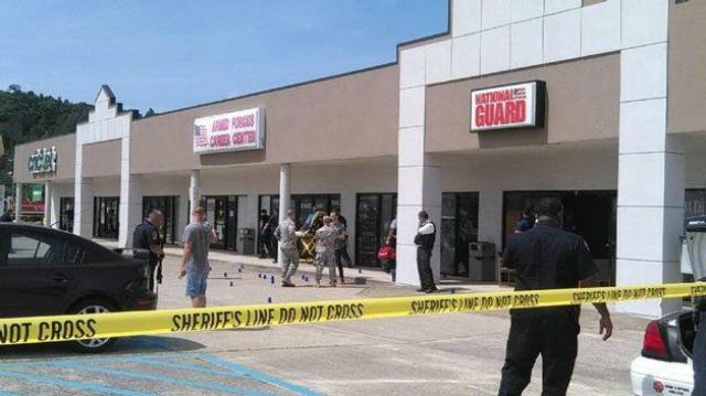 """""""Those who said Dylann Roof represents an entire population, will now say that Muhammad Youssef Abdulazeez represents no one else.""""  BAM.  ::  We Now Have the Name of the Chattanooga Shooter, and It Might Hold Clues to His Motives"""
