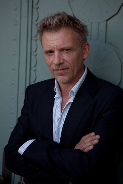Fantasy Cast: Callum Keith Rennie as Head Governor. (LOVE.)