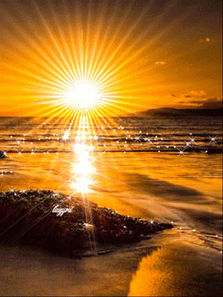 здоровье является красивые картинки солнышко гифки одна самых