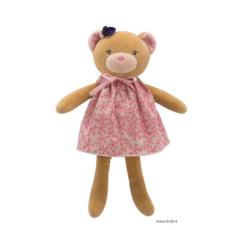 Home :: Soft Toys :: Soft Dolls :: Kaloo Doudou Bear Doll