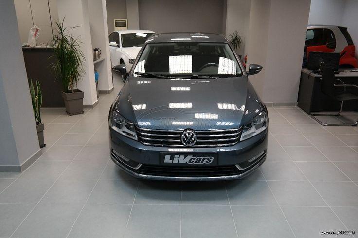 Volkswagen Passat COMFORTLINE 1.4 TSI 122 PS!!!! '2013 - 9990.0 EUR - Car.gr