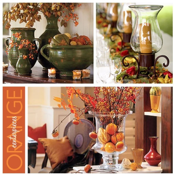 Fall table decor for the home pinterest thanksgiving for Thanksgiving home decorations pinterest