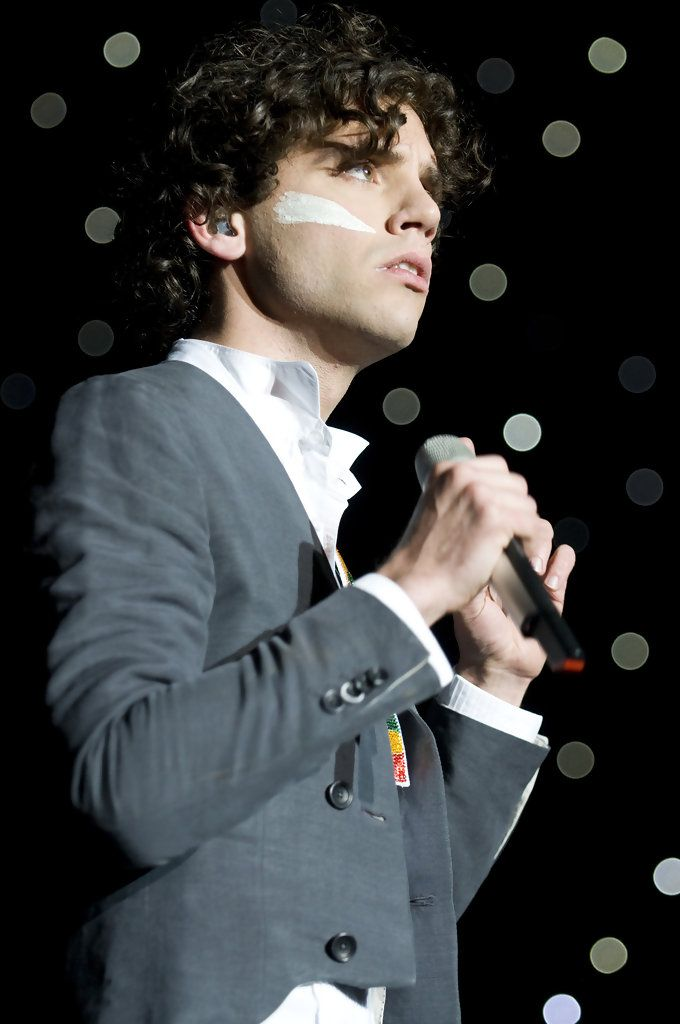 Mika Performs in Concert in Barcelona