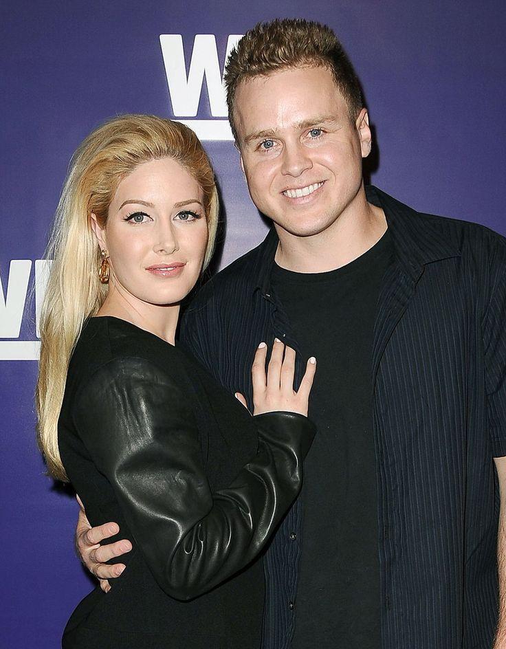 Heidi Montag and Spencer Pratt Expecting FirstChild