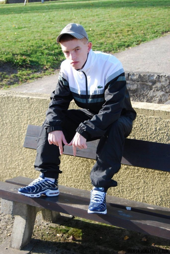 Scally Lad In Nike Trainers Nike Trainers Men Mens