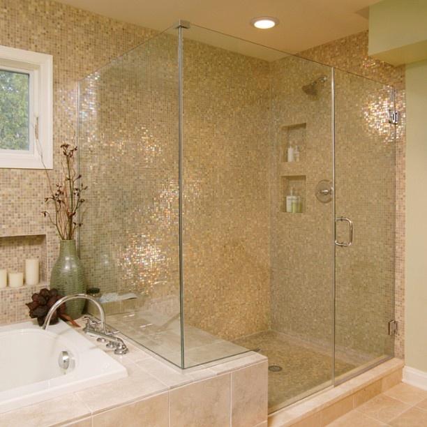 24 best Shower doors and enclosures images on Pinterest   Bathroom ...