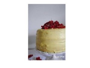 Chiffon cake e crema con crema al mascarpone | Cake e piccole tentazioni