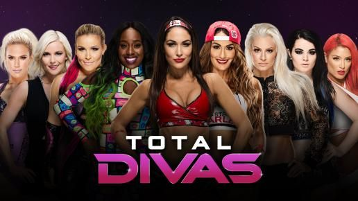 Total Divas coming back on November 16