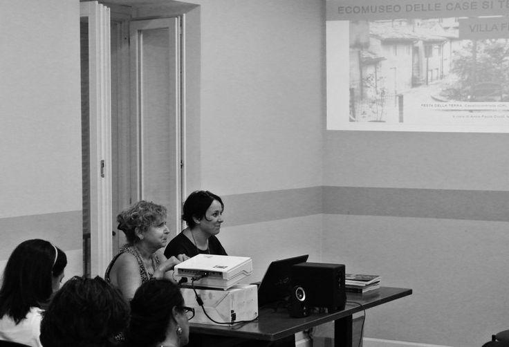 """L'ecomuseo presenta il suo progetto alla """"Festa della Terra 2016"""" - Casalincontrada (CH)"""