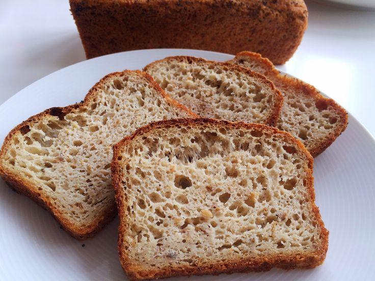Formbröd med durramjöl