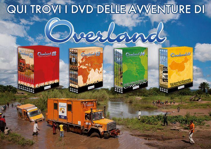 A 20 anni dal 1'viaggio, Overland è pronto per #Overland16 Hai tutte le precedenti stagioni? http://www.shop.overland.org/dvd.html