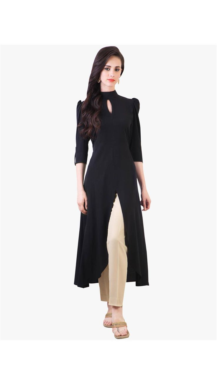 Buy Saiveera New Black Color Fancy Cotton Kurti Online at Low Prices in India - Paytm.com Saiveera Fashion is Popular brand in Women Clothing in Surat. Saiveera Fashion is Produce many kind of Women's Clothes like Anarkali Salwar Suits, Straight Salwar Suits, Patiala Salwar Suits, Palazzos, Sarees, Leggings, Salwars, Kurtis, etc. For any Query Contact/Whatsapp on +91-8469103344.