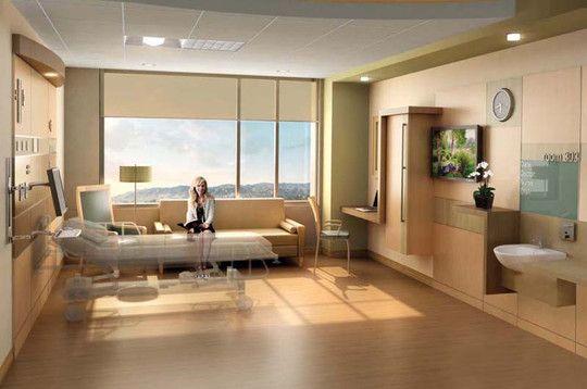 Key Considerations In Patient Room Design 2010 Update