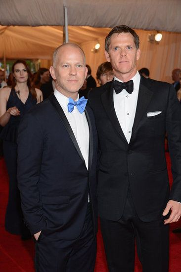 Ryan Murphy and David Miller Glee creator Ryan Murphy announced his engagement to David Miller back in 2011 on Ryan Seacrest's radio show, s...