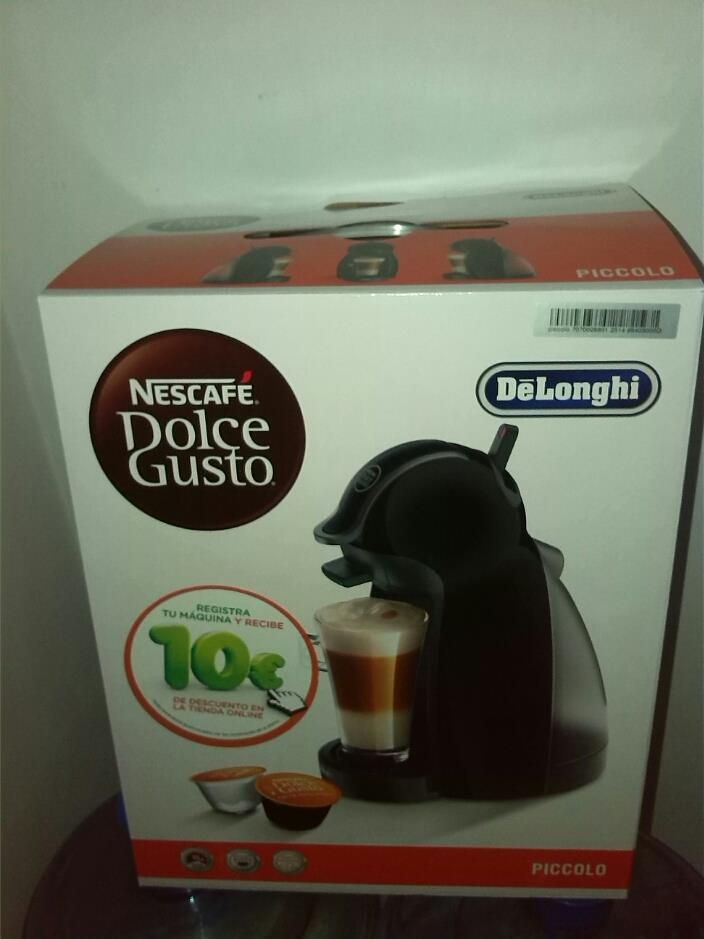 ¡¡Hallazgo!! Cafetera Dolce Gusto por 29€