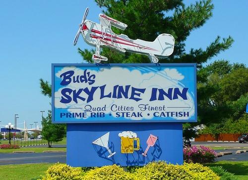 Bud's Skyline Inn, Moline, IL
