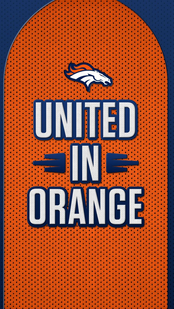 Stay United in Orange all week with NFL Mobile from Verizon and rid yourself of the fear of missing out on football. #FOMOF