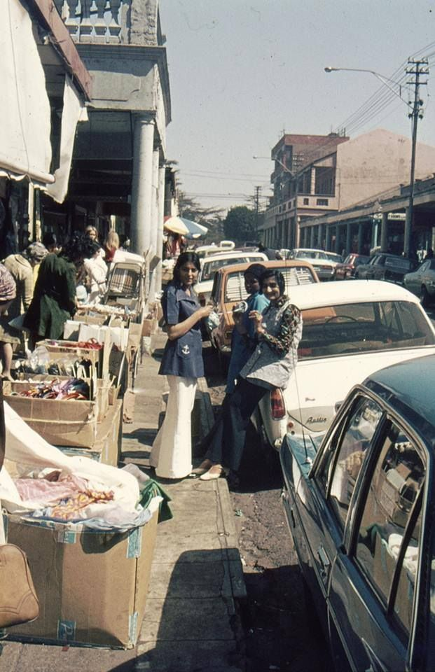 Vrededorp in the 70's