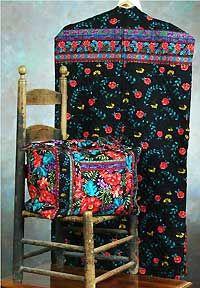 Garment bag pattern!