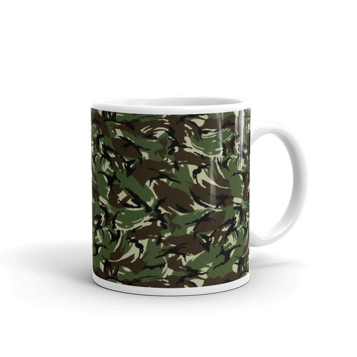 New Zealand DPM Swanndri CAMO Mug