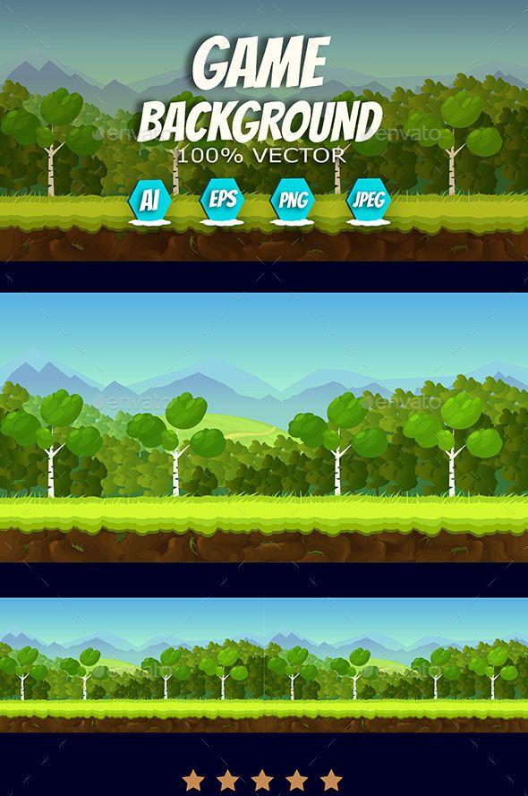 2d Game Background Download here: https://graphicriver.net/item/2d-game-background/16856403?ref=KlitVogli